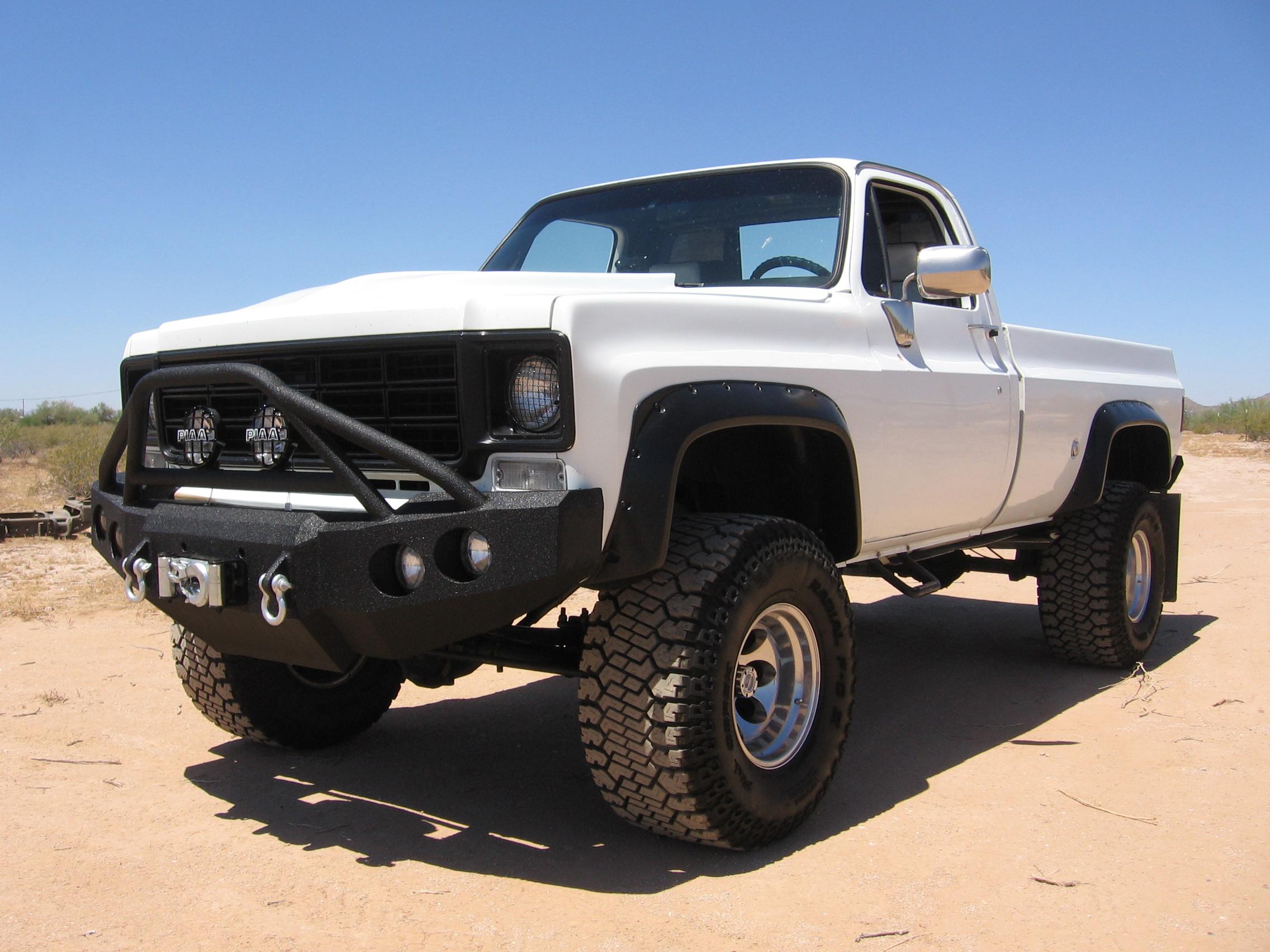 73-80 chevy 4x4