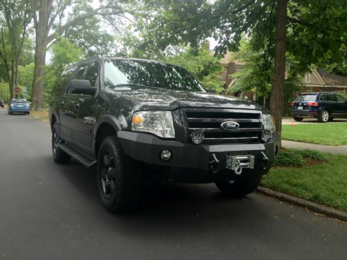 Ford Expedition Bumper Guard : Ford expedition