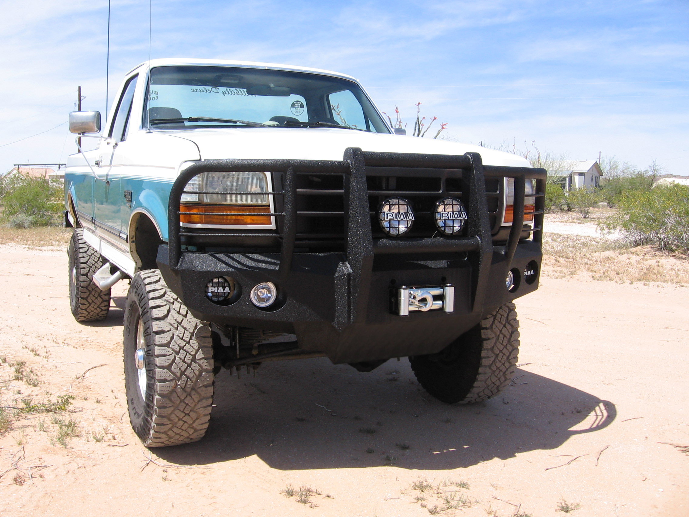 92 96 ford f150 carnage