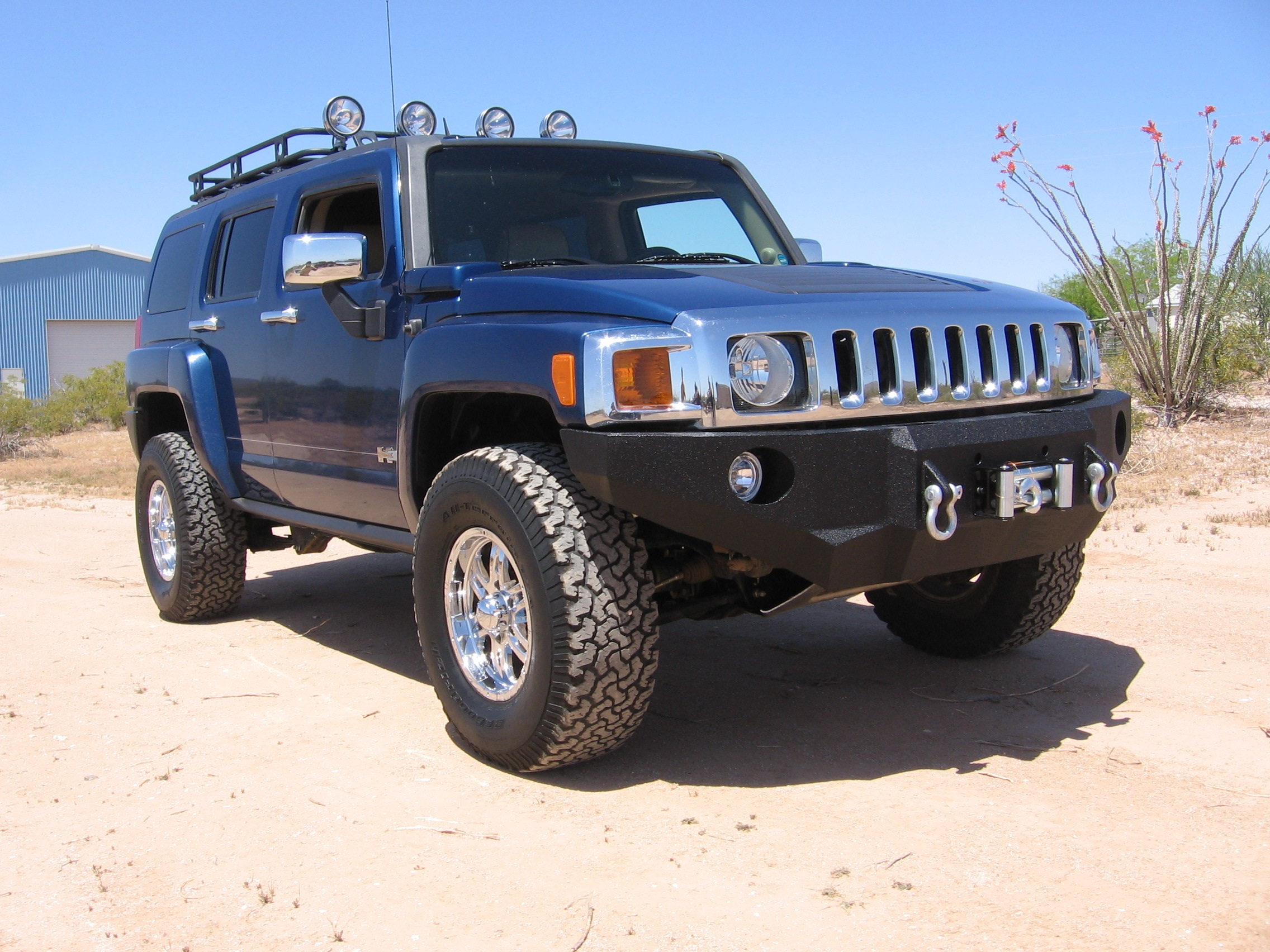 2005 Hummer H3 for sale at Red River Chevrolet! - YouTube