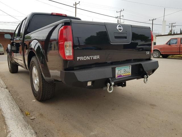 ... Nissan Frontier Rear Base Bumper. Frontier 2013 (2), Frontier 2013 (3)  ...