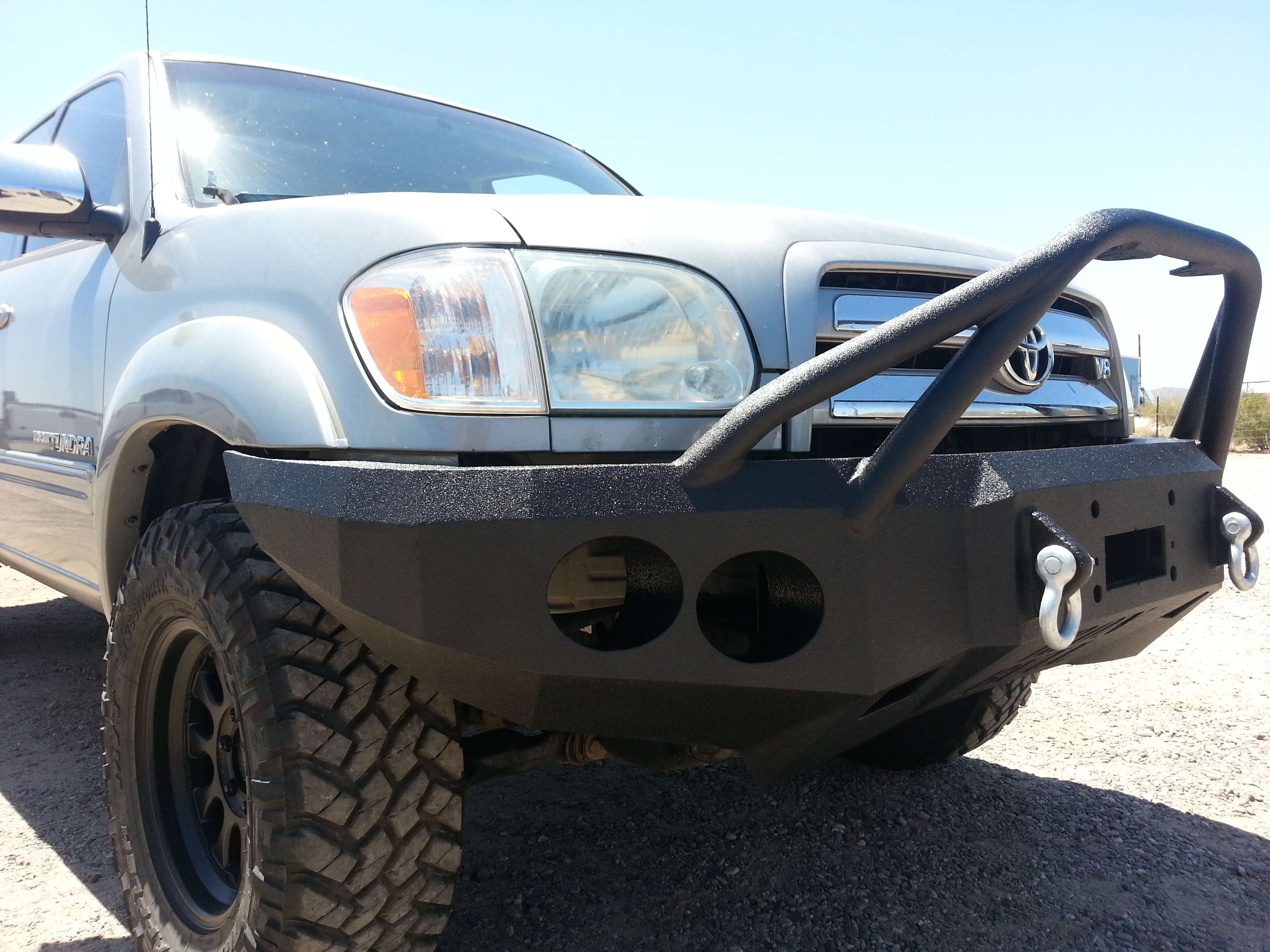 2003 Toyota Tundra Front Bumper Pictures To Pin On
